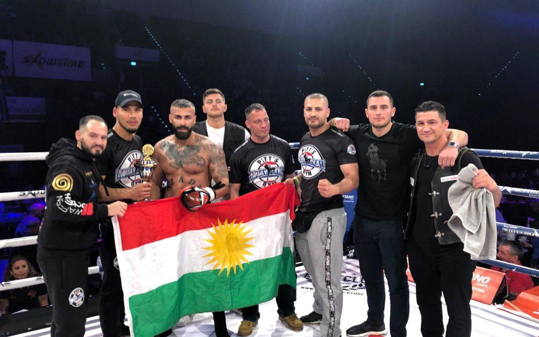 2 Kämpfe – 2 Siege | Pitt's Muay Thai GYM gewinnt in Ludwigsburg